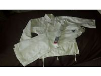 Kids martial arts suit