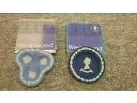Two Wedgwood vintage plates
