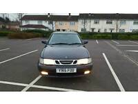 Saab 9-3 SE turbo petrol 2.0 manual