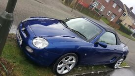Mg convertible for sale