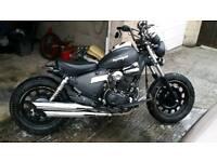 Keyway bobber 125cc