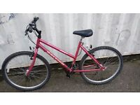 MTB RALEIGH ZEST MOUNTAIN BICYCLE 15 SPEED 26 INCH WHEEL AVAILABLE FOR SALE