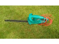 Bosch hedge trimmer only used once