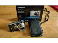 Panasonic TZ7 10MP 12X Zoom digital camera.