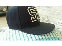 Superdry first flat brim cap