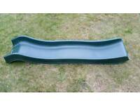 New Plum Childrens slide - 1.78 metres - Green