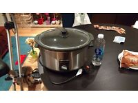 3.5l Morphy Richards Slow Cooker