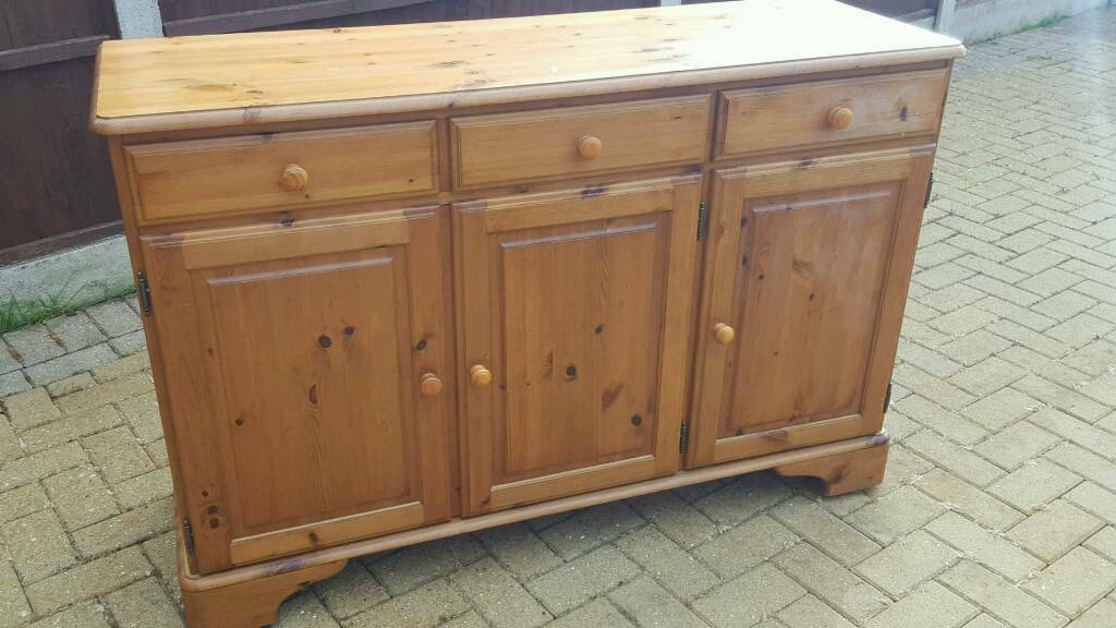 Gorgeous Ducal pine sideboard
