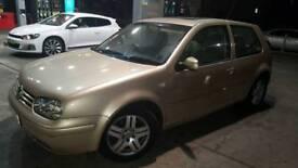 VW GOLF GT TDI !!!LOW MILES 85k!!! (52reg)