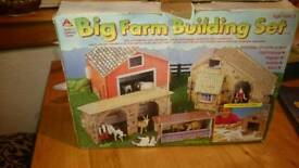 Strong Cardboard Farm to build and colour.