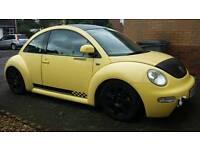 Vw Beetle 12 months MOT