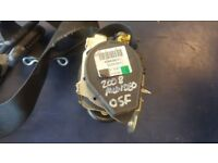 2008 FORD MONDEO MK4 MARK 4 FRONT RIGHT DRIVER OFF SIDE OSF SEAT BELT LUTON £40