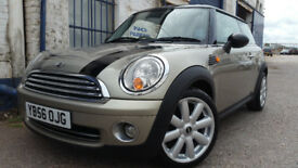 MINI COOPER R56 3DR 1.6 120 6SPD NEW SHAPE FULL SERVICE EXCELLENT CONDITION