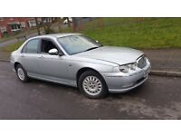 Rover 75 Auto 2002 Petrol 2.5 excellent condition leather seats