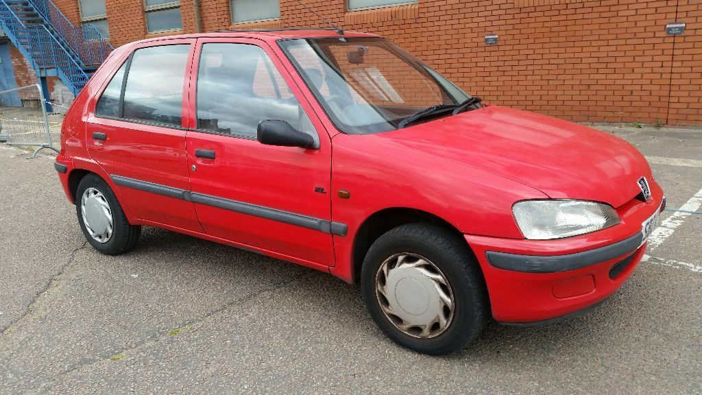 peugeot xl 106 automatic 0ne owner low miles long mot in elephant and castle london. Black Bedroom Furniture Sets. Home Design Ideas