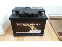 Car Battery (Ford Focus mk2) 2 YEARS WARRANTY! Warranty & Reciept provided. Collection Only