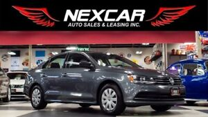 2016 Volkswagen Jetta 1.4 TSI TRENDLINE 5SPEED BASIC REAR CAMERA