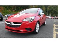 Vauxhall Corsa STING ECOFLEX (red) 2015-03-26