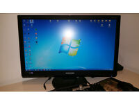 Samsung SyncMaster S24A350H 24 screen LED Monitor HD