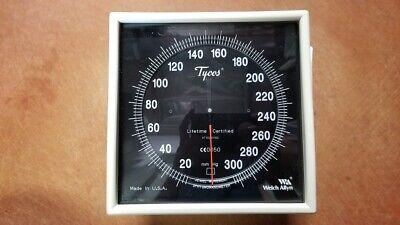 Welch Allyn Ce0050 Sphygmomanometer Tycos Gage Lifetime Certified