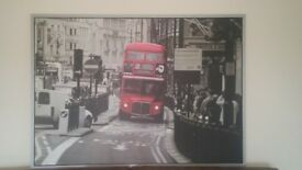 large picture of London Bus