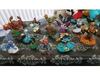 Skylanders swap force & Giants