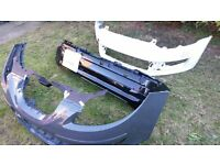 3 CAR BUMPERS (FRONT) NEW!