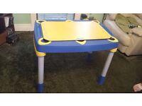 kids football/pool table