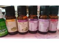 Essential oils bundle