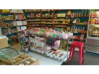 Popular sweet shop for sale