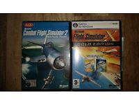 Flight simulators x2