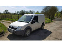 ++++CHEAP FORD TRANSIT CONNECT 2006 PLATE DIESEL+++STARTS AND DRIVES CHEAP WORKHORSE++++