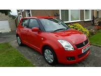 2010 Suzuki Swift low mileage 24000