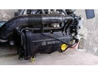 Vauxhall Corsa D 1.2 SXi engine 82,000 miles