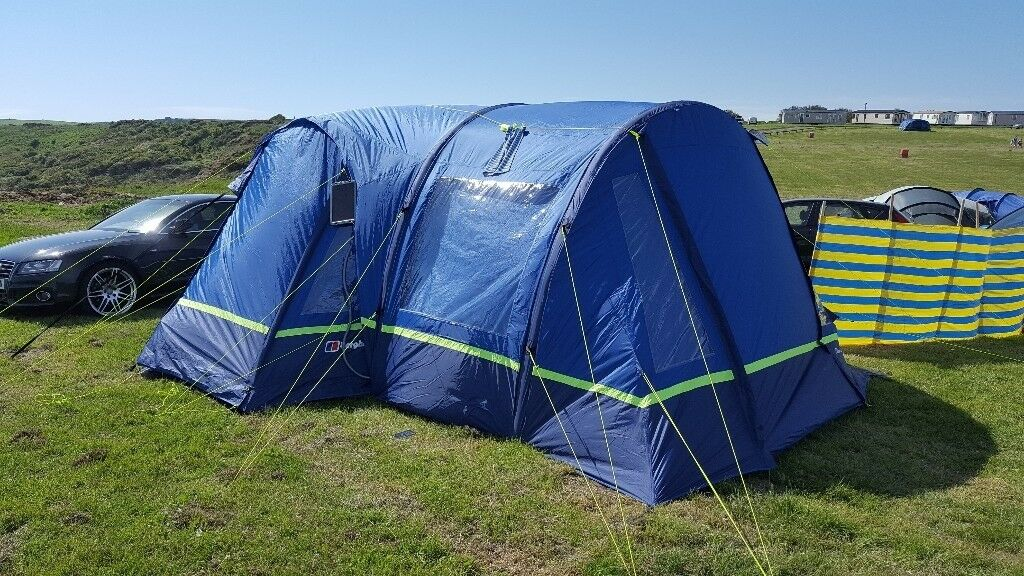 daf061b69 Camping Package Berghaus Air 4 Tent   Porch   Extras