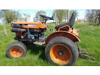 Kubota B5100 Compact Tractor in Excellent Working Order