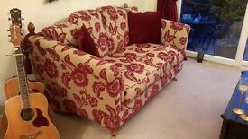 Two x 2 seater sofa's will sell separately £300 each