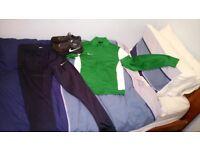 Nike sportwear bundle.Bargain! perfect condition.Size S / Shoes 9