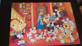Disney Jigsaw - 2in1 - Dalmatians 60 pieces
