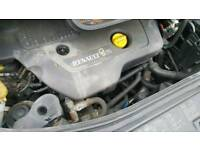 Renault 1.9dci engine and 6 speed box. (Trafic Vivaro)