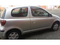 Toyota Yaris 2004 needs little repair