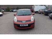 NISSAN NOTE 1.6L