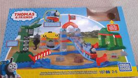 MegaBloks Thomas and Friends Brendam Docks Deluxe Set
