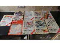 lucas parts catalogues