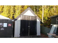 Workshop / Garage / Storgae unit 25ft x 10ft with light and power