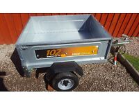 ERDE Classic Trailer 4 x 3, Excellent Condition,Hardly used!