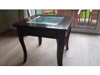 Side table or coffee table solid wood