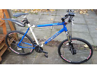 "KONA 26"" AT-BIKE HYDRAULIC BRAKES 27SP DEORE XT SET WARRANTY DELIVERY NOT TREK SPECIALIZED CBOARDMAN"