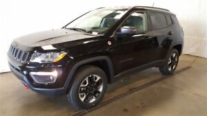 2017 Jeep Compass Trailhawk +Temps Froid, Hitch+