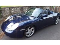 Porsche Boxster 987 2.7 - New roof/glass rear window